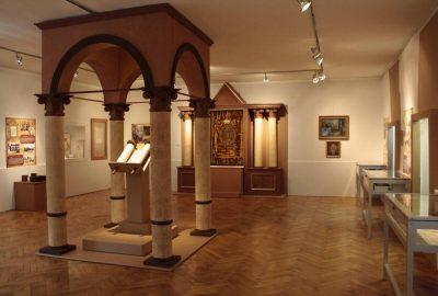 Judaika. W kręgu wiary i tradycji żydowskiej (21 września – 23 listopada 2012)