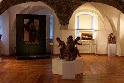 Ex Thesauro Universitatis. Wystawa zbiorów sztuki Katolickiego Uniwersytetu Lubelskiego Jana Pawła II  (14 maja – 31 sierpnia 2014)