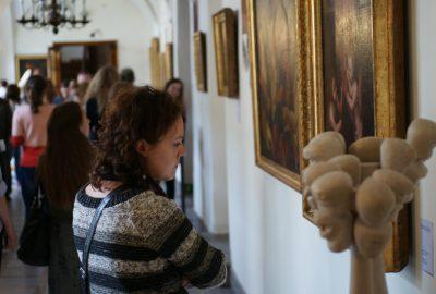 Na początku było dobro. Rzeźba Pawła Chlebka w kontekście Galerii Malarstwa Europejskiego ze zbiorów Muzeum Okręgowego w Rzeszowie (16 października 2012 – 2 stycznia 2013)