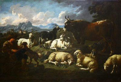 Galeria Malarstwa Europejskiego. Malarstwo włoskie (15 maja 2009 – 17 kwietnia 2012)