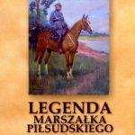 """Plakat z reprodukcją obrazu W. Kossaka """"Portret Józefa Piłsudskiego na Kasztance"""", 1934"""