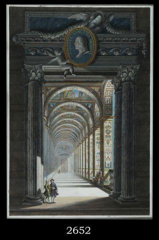 Loggie Watykańskie w Galerii Dąmbskich w zbiorach Muzeum Okręgowego w Rzeszowie (wystawa archiwalna)