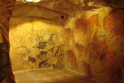 Galeria sztuki w jaskini (12 lutego – 31 sierpnia 2010)