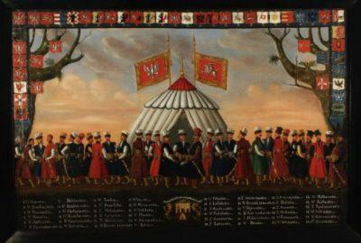 Szlachta w blasku swej chwały (17 listopada 2010 – 15 lutego 2011)
