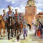 Beliniacy w Lublinie, 1915 r.