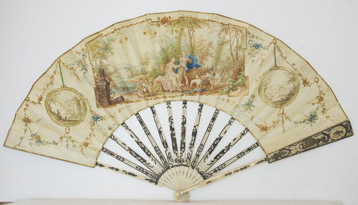 Wchlkarz malowany, Holandia, ok. 1760-1770