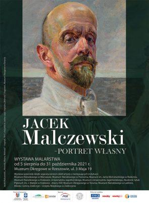 """""""Jacek Malczewski – portret własny"""""""